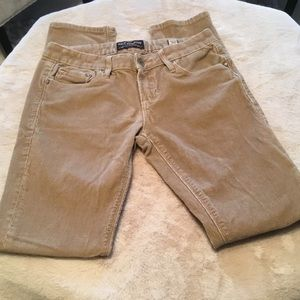 Cult of Individuality Tan Teaser Skinny Cords - 27